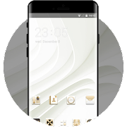 Free Download Abstract theme elegant white business wallpaper APK for Samsung