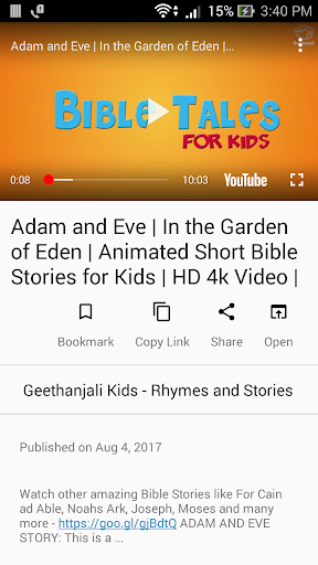 Bible Stories for Kids Videos 3.1.2 4