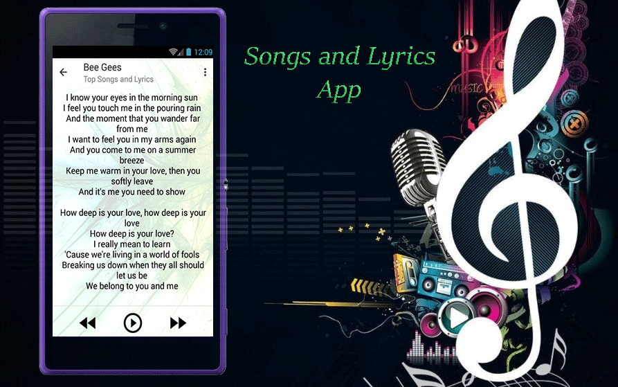 Lyric lyrics to all i need is a touch from you : Bee Gees Top Songs & Lyrics - Apps on Google Play