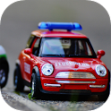 RC Police Car Driving 3D icon