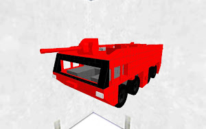 空港用化学消防車