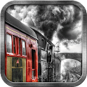 Steam Train Live Wallpaper icon