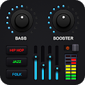 Bass Booster - Volume Booster, Sound Equalizer icon