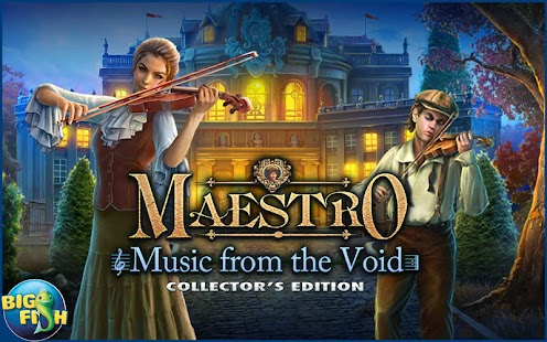 Maestro music from the void full app report on mobile for Big fish musical script