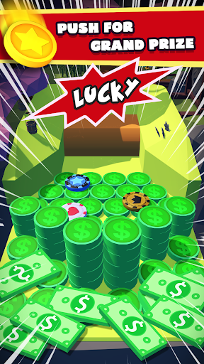 Lucky Pusher screenshot 1