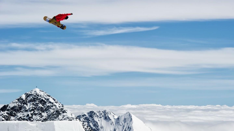 Watch Jeremy Jones: Higher live