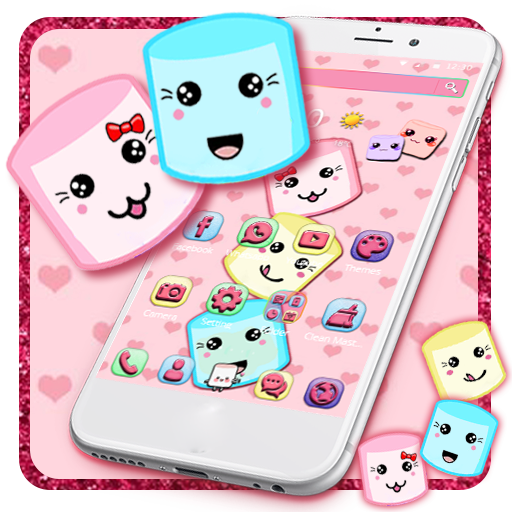 Fluffy Cotton Marshmallow Theme