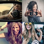 Selfie Pose Ideas For Girls