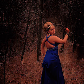 conceptual shoot, enchanted. :) by Christie Orcutt - People Portraits of Women