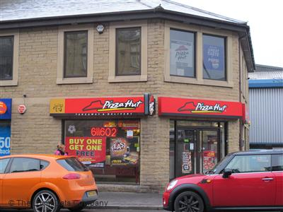 Pizza Hut Delivery On Cavendish Street Pizza Takeaway In