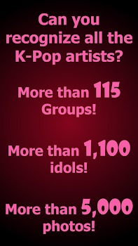 KPopFaces - KPop Quiz