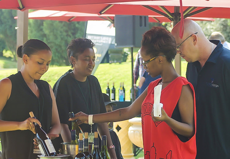 Sample some wonderful South African wines at the Ekurhuleni Arts and Wine Festival in Johannesburg.