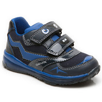 Geox Todo Boy Trainer TODDLER LIGHTS