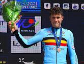 """Arnaud De Lie maakte zijn debuut in Giro voor beloften: """"Enkele etappes aangekruist"""""""
