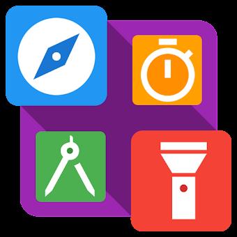 Smart Tools : Compass, Calculator, Ruler, Bar Code