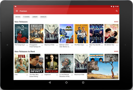 FilmOn Live TV FREE Chromecast 2.4.3 screenshots 12