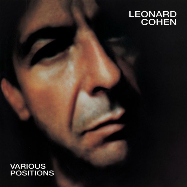 Rostros de Leonard Cohen en un álbum