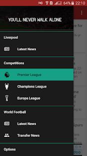 Liverpool News - LFC Daily News for PC-Windows 7,8,10 and Mac apk screenshot 1