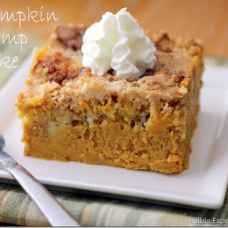 Pumpkin Dessert With White Cake Mix Recipes