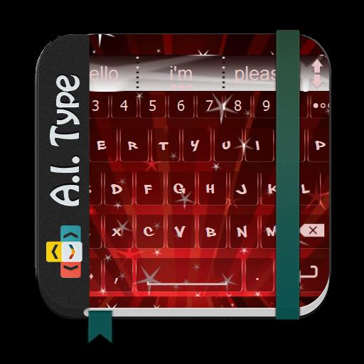 圣诞金葱 AiType Theme 個人化 LOGO-玩APPs