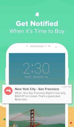 Hopper - Airfare Predictions screenshot 4