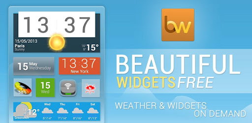 Beautiful Widgets Free - Apps on Google Play