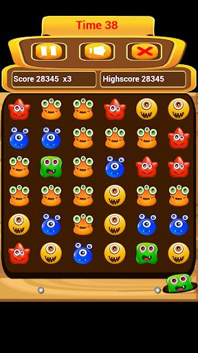 玩免費休閒APP|下載Monster Connect Crush Deluxe app不用錢|硬是要APP