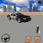 Police Car Parking Adventure 3D Free