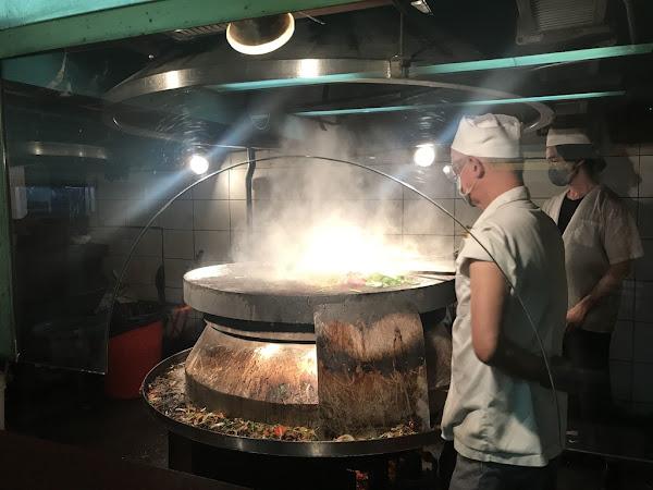 唐宮蒙古烤肉涮羊肉餐廳 超級復古且屹立不搖的蒙古烤肉 捷運行天宮站