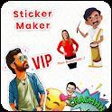 Tamil Comedy Sticker Maker For Whatsapp icon