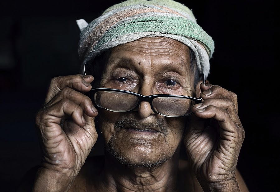 Who ur You by Mohd Helmie Wahab - People Portraits of Men ( senior citizen )