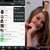 online chat with video call