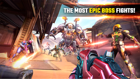 SHADOWGUN LEGENDS MOD APK v1.0.5 (Mod,Enemies Do Not Attack) 5