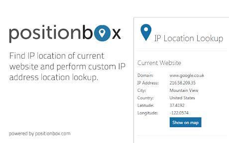 IP Location Lookup Tool Chrome插件下载crx 扩展介绍- 插件迷
