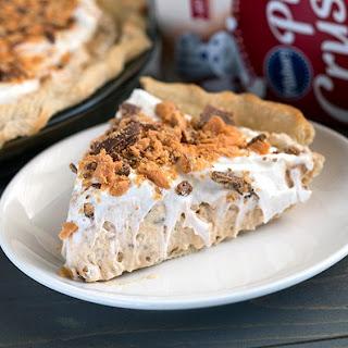 Easy Butterfinger™ Pie.