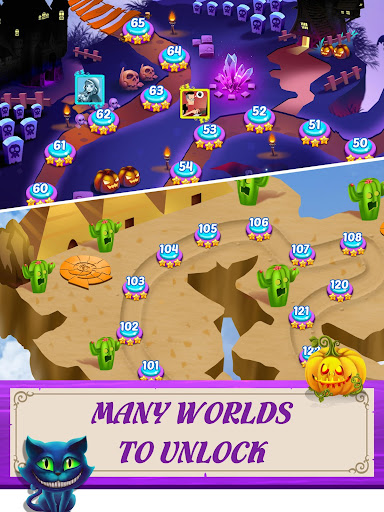 Magic Jewels 2: New Story Match 3 Games  screenshots 10