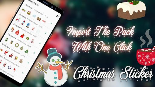 Christmas Stickers For Whatsapp 1.2 screenshots 3