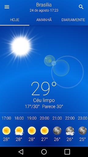 Tempo Brasil screenshot 1