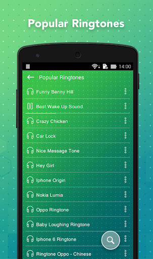 ringtones free for android screenshot 2