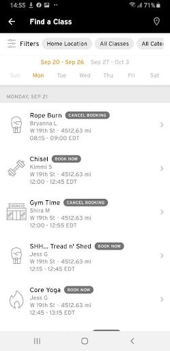 Crunch Fitness cheat hacks