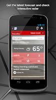 Screenshot of WPTZ NewsChannel 5, weather