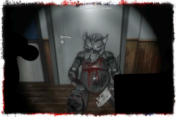 Scary CASE Animatronics Screenshot Image