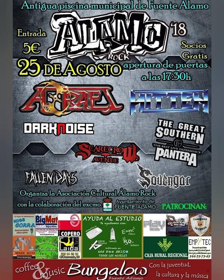 festival alamo rock 2018