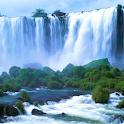 Beautiful Water Falls Places icon