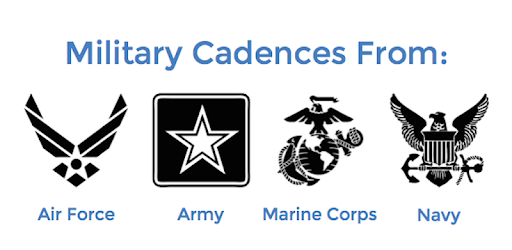 U S  Military Cadences - Apps on Google Play