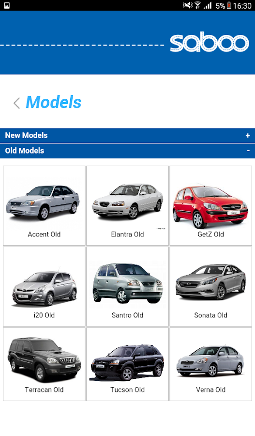 Saboo Hyundai- screenshot