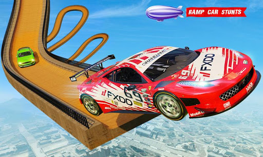 Ramp Car Stunts Racing - Extreme Car Stunt Games 1.35 screenshots 5