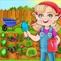 Dream Garden Maker Story: Grow Crops in Farm Field icon