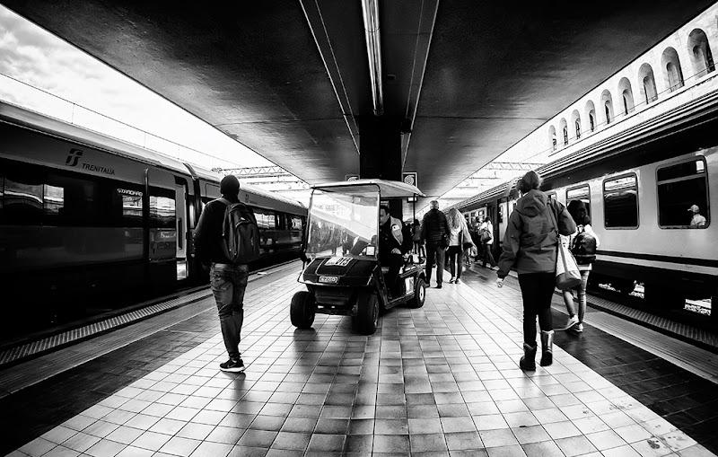 Alla stazione di Roberto Di Patrizi