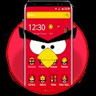 Red Bird Anger Theme icon